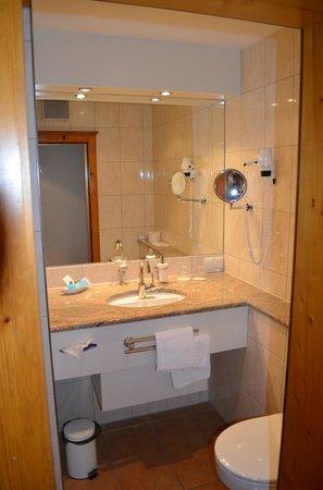 Vila Vita Burghotel Dinklage:                   bathroom