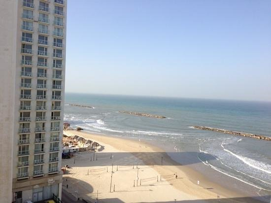Herods Tel Aviv:                   sea view