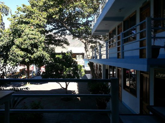 Hotel Mansion del Lago:                   Jardin