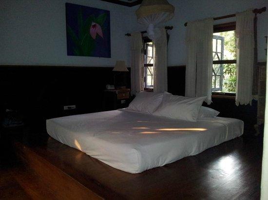 Kaomai Lanna Resort:                   Chambre avec matelas au sol