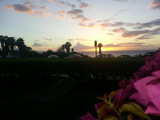Sunset from the Lanai of Hale Kamaole 102
