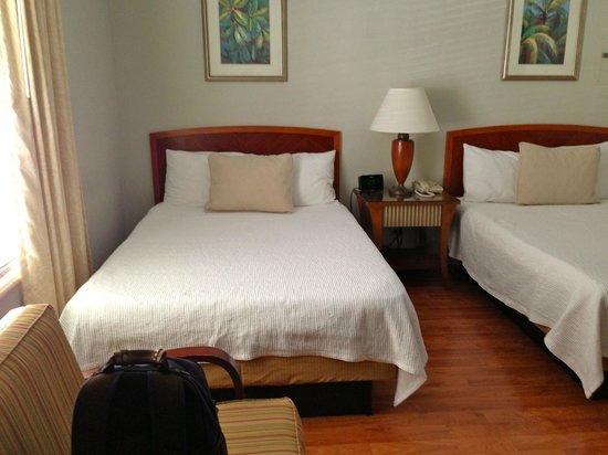 Viscay Hotel:                   La stanza nr 12