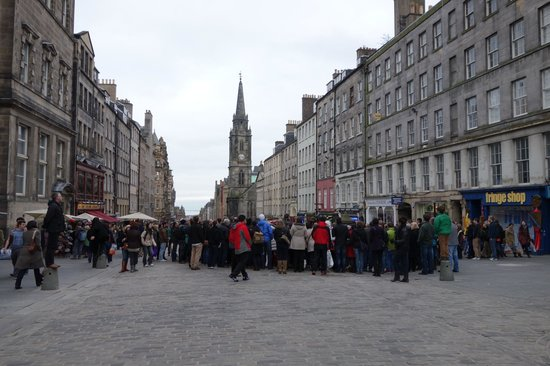 Stay Edinburgh City Apartments - Royal Mile:                   Apartments located on the Royal Mile High Street