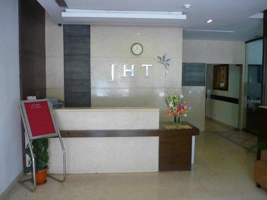 JHT Hotel:                   Recepcion