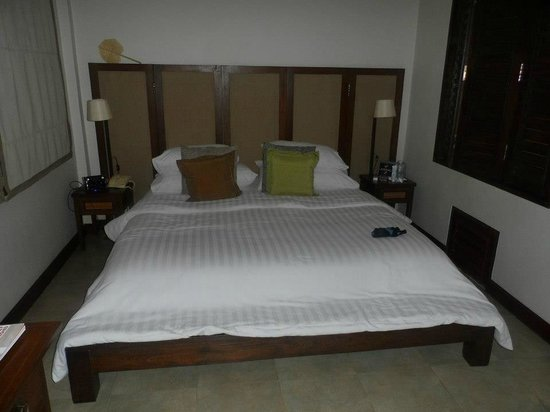 Peace Resort:                   our bedroom
