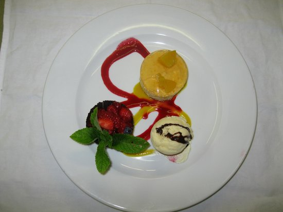 Delphi Lodge Country House : Delicious Delphi Desserts