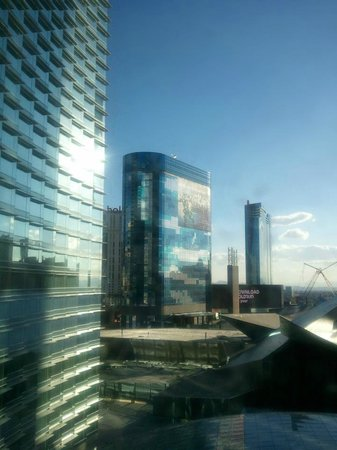 ARIA Resort & Casino:                   9th floor