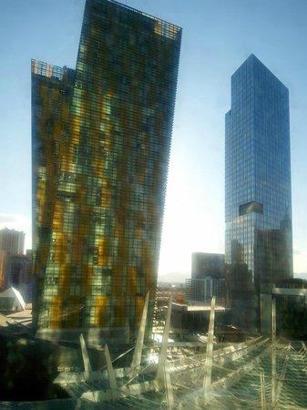 Aria Hotel & Casino:                   9th floor