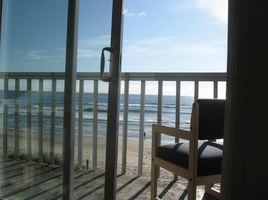 Surfside Resort:                   Balcony