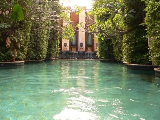 The Baray Villa :                   бассейн