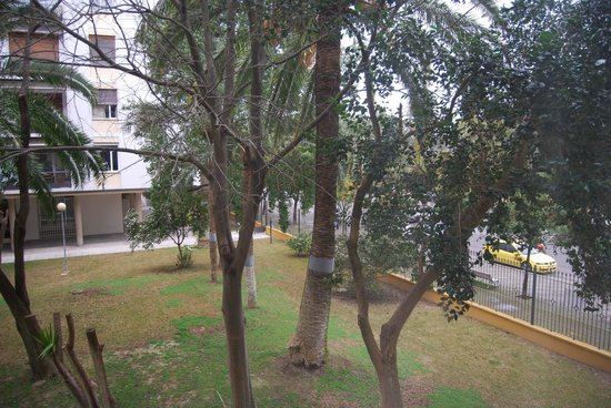 NH Avenida Jerez:                   view from room