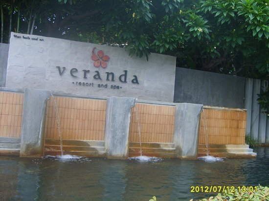 Veranda Resort and Spa Hua Hin Cha Am - MGallery Collection:                   มาถึงแล้วค่า