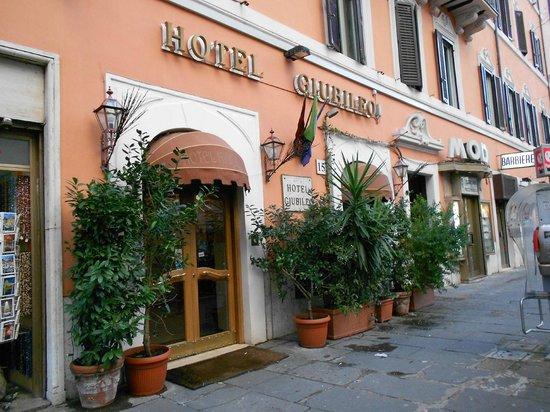Hotel Giubileo:                   The Hotel