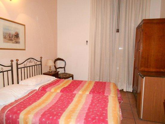 Hotel Giubileo:                   The Room