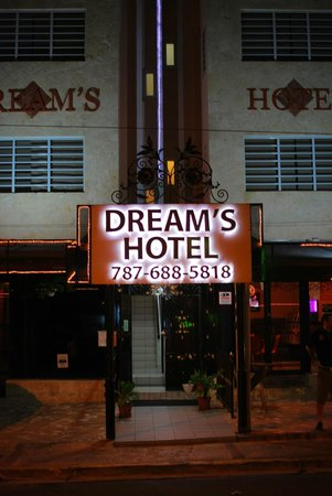 Dreams Hotel Puerto Rico:                                     Dreams Hotel