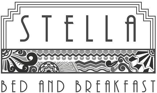 Stella Bed & Breakfast: Nuestro Logo/Our Logo