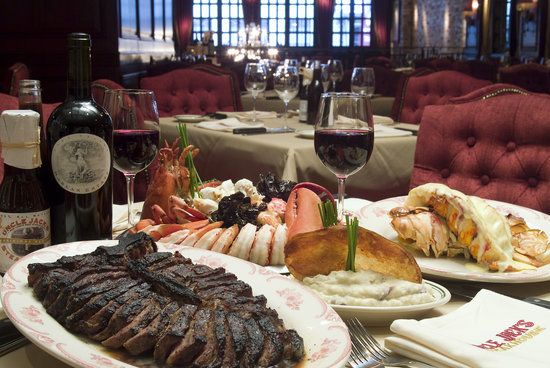 Uncle Jack's Steakhouse: Surf & Turf