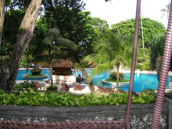 Bali Tropic Resort and Spa:                   Pool