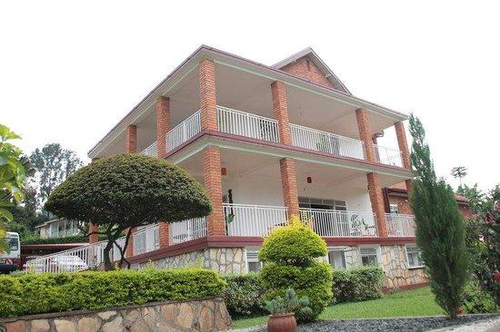 Adonai House: Adonai Balcony