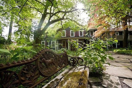 Buttermilk Falls Inn & Spa: The 1764 Main House