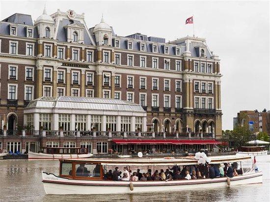 Rederij Vlaun: Old Queen @ Amstel Hotel