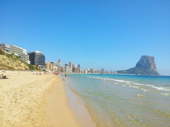 Playa Arenal-Bol:                   great beach even off season
