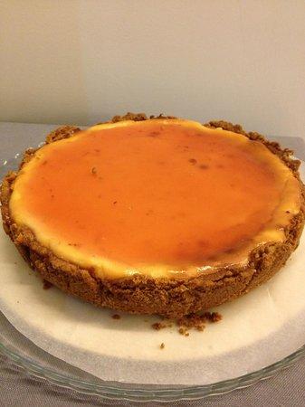 Tommy Tegamino: cheesecake alle fragole fatta in casa