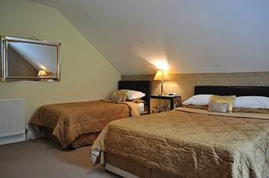 Rosebank House Bed and Breakfast: Forest Suite
