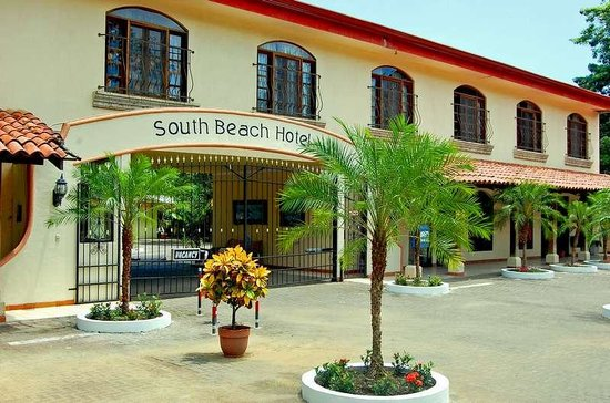 South Beach Hotel: Entrance
