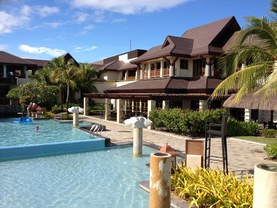 Crimson Resort and Spa, Mactan:                   Crimson Cebu