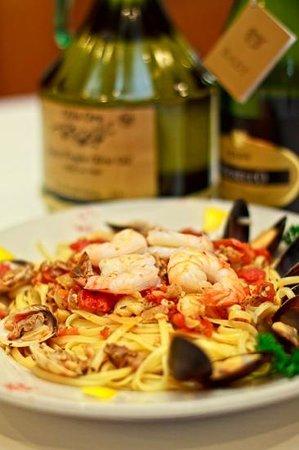 Chianti:                                     seafood