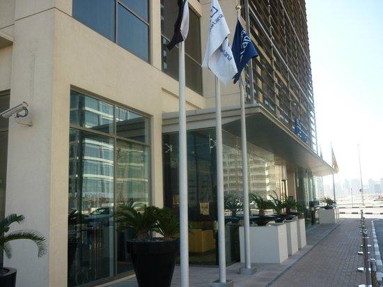 Centro Barsha:                   Front entrance