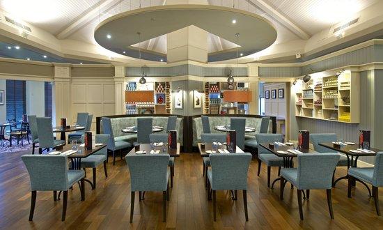 The Larder Restaurant at Hilton Bracknell