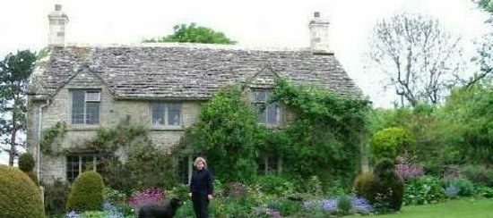 Yew Tree Cottage Bed and Breakfast: Yew Tree Cottage and me