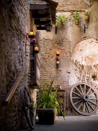 Hotel Posada de Don Rodrigo: Restaurant View