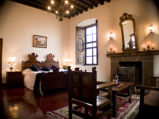 Hotel Posada de Don Rodrigo: Honeymoon Suite