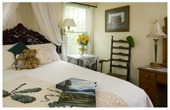 A Wicher Garden Bed & Breakfast Resmi