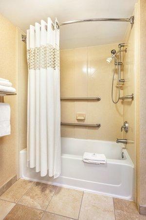 Hampton Inn Hendersonville : Hampton Inn Bathroom