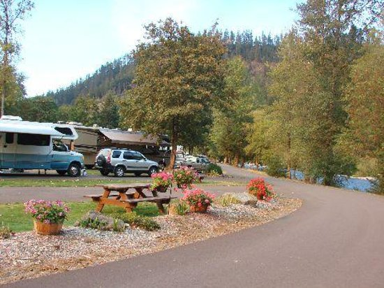 Photo of Casey's Riverside RV Park Westfir