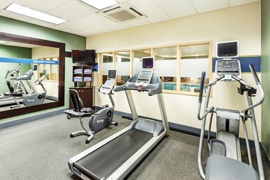 Hampton Inn Hendersonville: Hampton Inn Free Fitness Center