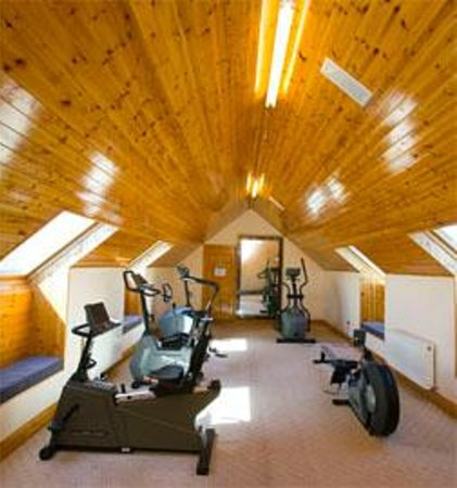 Harbour House & Leisure Centre : gym