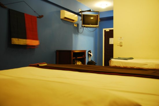 The Siem Reap Hostel:                   Private Room - A/C