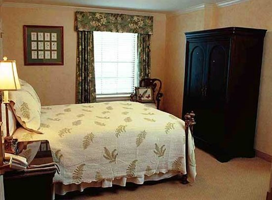 Church Street Inn: Standard Queen Room