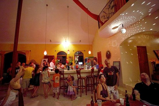 Anamaya Resort & Retreat Center: Friday night festivities