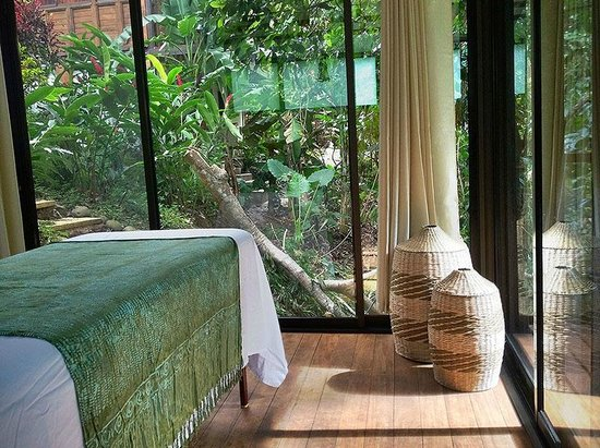 Anamaya Resort & Retreat Center: Our Jungle Spa