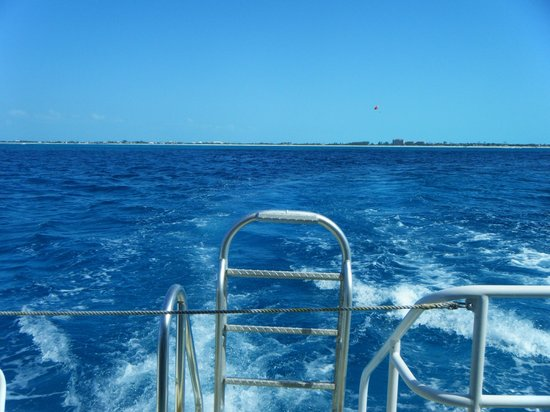 Club Med Turkoise, Turks & Caicos:                   Départ Plongée                 