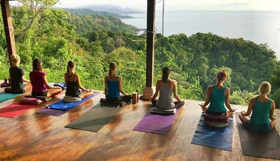 Anamaya Resort Retreat Center Yoga Classes On The Worlds Most Beautiful Deck