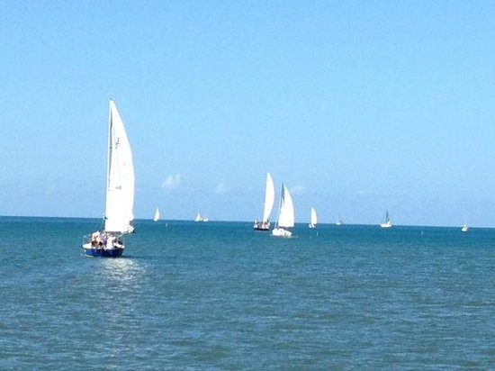 Vaiven Tasca en el Mar: 2nd Marina Pescaderia Sailing Rally 2013