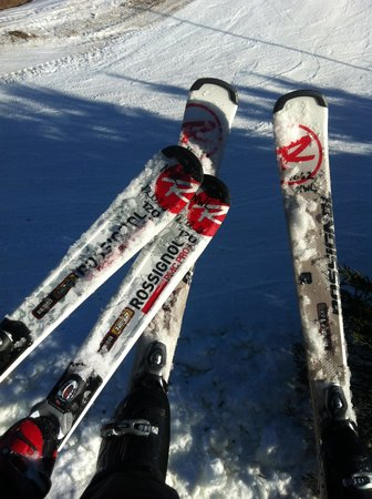 Nemacolin Woodlands Resort:                   skiing