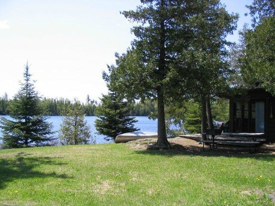 Rockwood Lodge and Outfitters: Cabin 2